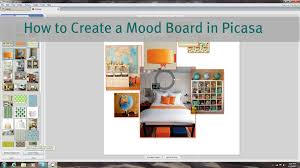 making a mood board in picasa theweekendhomemaker com i t u0027z