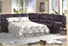 Sectional Sleeper Sofa Recliner Reclining Sleeper Sofa 3 Reclining Sleeper Sofa Rv Reclining