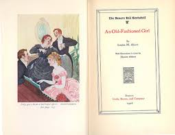 an fashioned thanksgiving louisa may alcott an fashioned girl circa 1926 louisa may alcott is my
