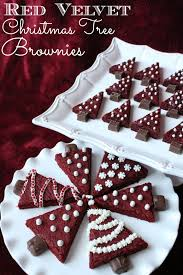 velvet christmas velvet christmas tree brownie recipe catch my party