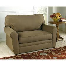 Mocha Ottoman Sleeper Chair And Ottoman Intermission Mocha Sleeper Chair