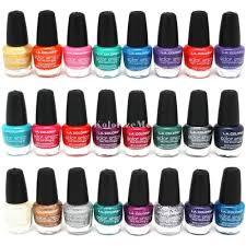 amazon com l a colors color craze nail polish 24pc set 2 in
