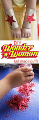 diy wonder woman cuffs sugar spice and glitter