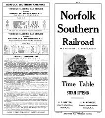 norfolk u0026 southern railway historical society