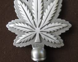 marijuana ornament etsy