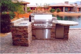 Outdoor Bbq Outdoor Kitchens And Islands Coachella Valley Desert