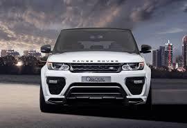 land rover sport price caractere exclusive tweaks range rover sport forcegt com