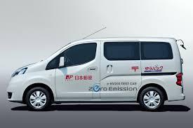 nissan nv200 taxi nissan to show electric van concept at detroit auto show
