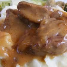 mama u0027s beef tips and gravy recipe gravy food and recipes