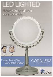 round makeup mirror with lights 13 best makeup mirrors reviewed 2018 beautified designs