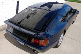 renault alpine just listed 1990 renault alpine gta turbo v6 automobile magazine