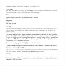 nursing cover letters 9 samples examples format