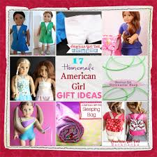 17 american doll homemade gift ideas