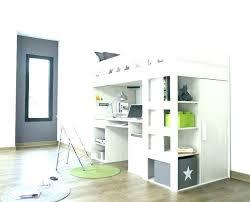 bureau avec rangement pas cher lit mezzanine avec bureau et rangement lit mezzanine avec bureau et