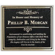 memorial plaques classic bronze memorial plaques memorial plaques