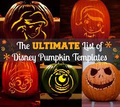 printable pumpkin stencils elsa free disney pumpkin carving templates