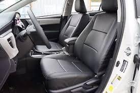 toyota corolla seats toyota corolla 2014 2016 iggee s leather custom seat cover 13