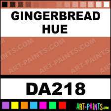 gingerbread americana acrylic paints da218 gingerbread paint