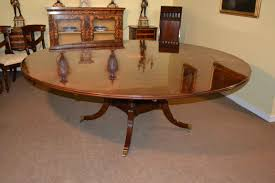 Jupe Dining Table Stunning 7ft Diameter Mahogany Jupe Dining Table Ref No 03621