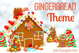 Christmas Decoration For Kindergarten by Gingerbread Man Theme Activities For Preschool