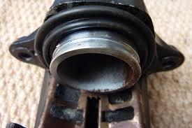 suzuki gs1100 g restoration project front brake caliper piston