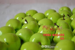 discount plastic apple ornaments 2017 plastic apple ornaments on
