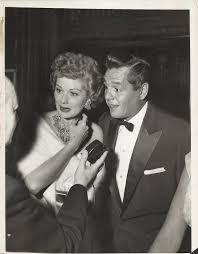 Ricky Arnaz Operarex Lucille Ball U0026 Desi Arnaz Original Vintage Candid Photo