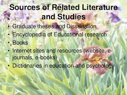 My Clips by chandrea       s SlideShare Sources of Related Literature and Studies amp  x      Graduate theses and Dissertation amp  x