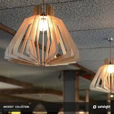 Feature Lighting Pendants 44 Best Wood Timber Pendant Lights Images On Pinterest