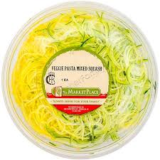 kosher for passover noodles the market place mixed squash noodles 1 pk passover
