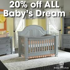 Baby S Dream Convertible Crib by Furniture Winsome Romina Crib Furnishing Your Best Nursery