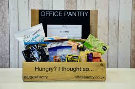 snack delivery service office pantry