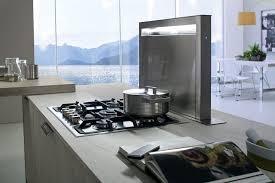 refined italian kitchen amazes with elegant practicality and
