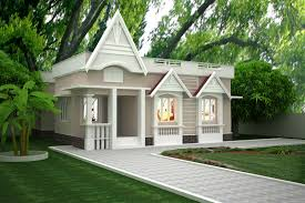 Cute Small Cottage House Plans Home Design 1300 Sq Ft Single Story Building Exterior Design Photo