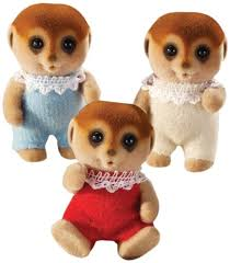 black friday coupons toys amazon calico critters spotter meerkat triplets calico critters http