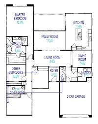 100 3 car garage size cypress 2963 miramonte homes 5