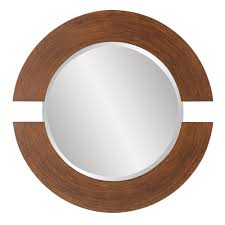 Classy Mirrors by Orbit Brushed Copper Mirror 38