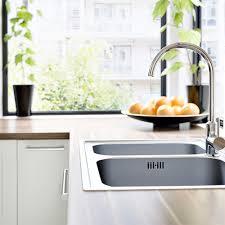 changer le plan de travail d une cuisine plan de travail cuisine sur mesure en bois ou stratifié ikea