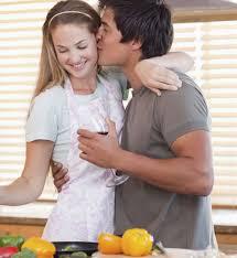 amour dans la cuisine etonnant les amoureux de la cuisine 7 séduction
