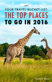 your travel list the top places to go in 2016 the active