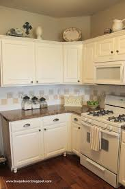 pictures of white kitchen cabinets with white appliances kitchen