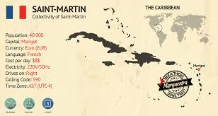 Map Of St Martin Couple Travels To St Martin A Quest To Travel Marquestra