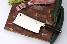 10 Best Kitchen Knives The Imarko Stainless Steel Chopper Cleaver Butcher Knife Is One Of