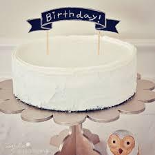 banner cake topper banner cake topper diy