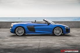 audi supercar 2017 audi r8 v10 spyder review gtspirit