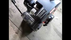 craftsman 2500 watt generator youtube