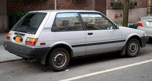 1991 Toyota Corolla Hatchback Toyota Corolla 1 6 1988 Technical Specifications Interior And