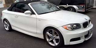 2008 bmw 135i convertible 2008 bmw 135i convertible low mileage navigation cold weather