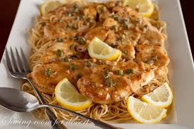 Chicken Piccata Cooking Light Chicken Piccata Saving Room For Dessert