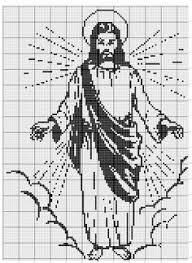 imagenes religiosas a crochet última cena monocolor buscar con google proyectos que intentar